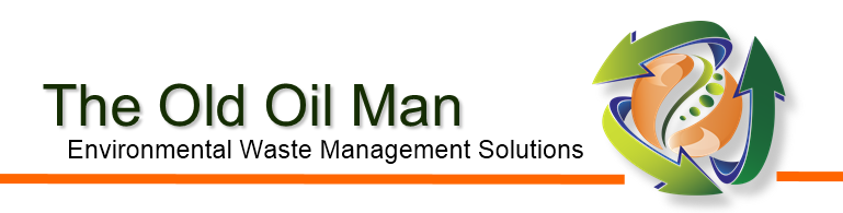The Old Oil Man Logo